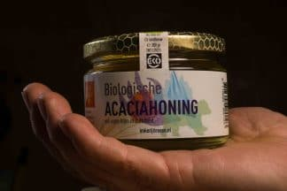 Biologische honing Acaciahoning