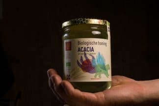 Biologische honing Acacia