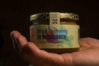 Biologische honing- De Weerribben