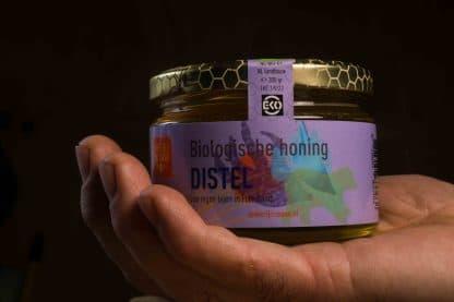 Biologische honing - Distel