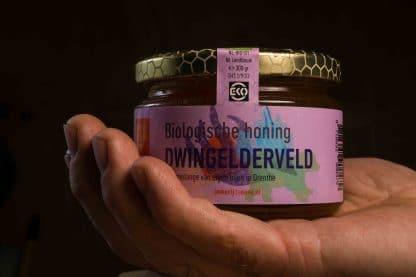 Biologische honing - Dwingelderveld