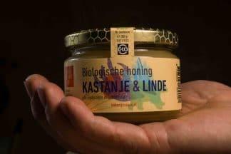 Biologische honing Kastanje & Linde