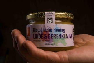 Biologische honing Linde & Bereklauw