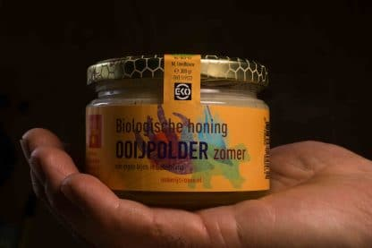 Biologische honing Ooijpolder