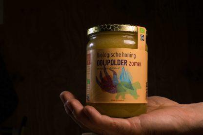 Biologische honing - Ooijpolder zomer (grote pot)
