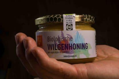 Biologische honing Wilgenhoning