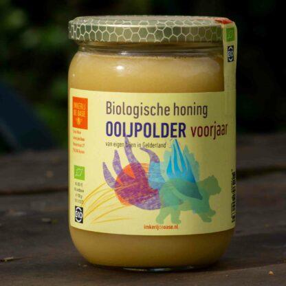 Biologische honing Ooijpolder voorjaar