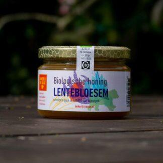Biologische honing Lentebloesem